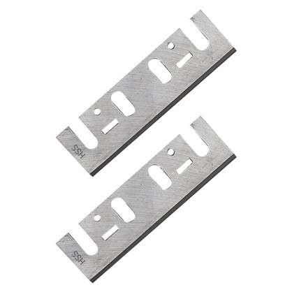 Ножи для электрорубанка односторонние 102 мм 2 шт.