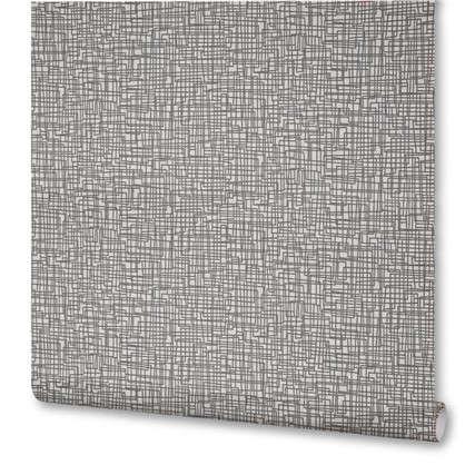 Обои 38339-01 на флизелиновой основе цвет белый 1.06х10 м