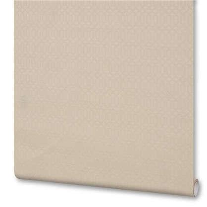 Обои 38340-13 на бумажной основе цвет бежевый 0.53х10 м