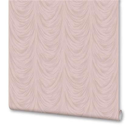 Обои Bottice 1158-07 флизелиновые цвет розовый 1.06х10 м