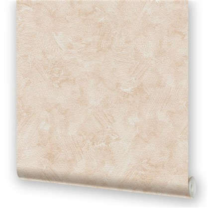 Обои бумажные Марс 0.53х10.05 м цвет коричневый