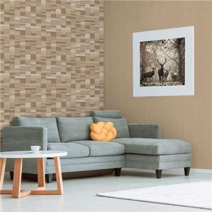 Обои Factura 984036 виниловые на флизелиновой основе цвет коричневый 1.06x10 м