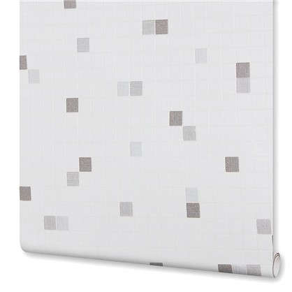 Обои флизелиновые 0.53х10 м плитка АС 607744