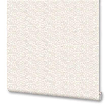 Обои флизелиновые 106х10 м цвет белый ED3486-3
