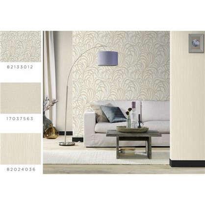 Обои флизелиновые Inspire Fabrik 1.06х10 м цвет серый 512151