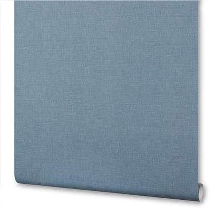 Обои флизелиновые Inspire Fabrik 1.06х10 м цвет синий 512311