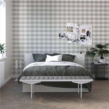 Обои флизелиновые Палитра PL71107-14 1.06x10 м цвет серый