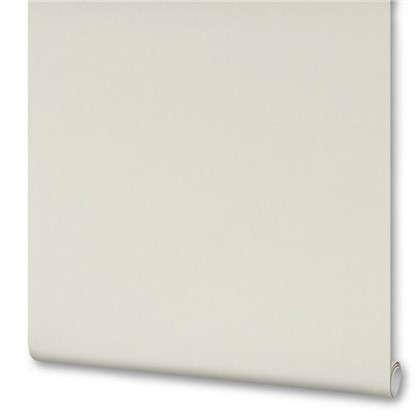 Обои Inspire 1.06х10 м с эффектом окрашенных стен цвет белый
