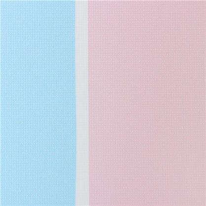 Обои на флизелиновой основе Disney Полосы 1.06x10 м цвет розовый