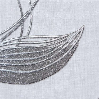 Обои на флизелиновой основе Malex Desing Ветка 1.06x10.05 м цвет белый