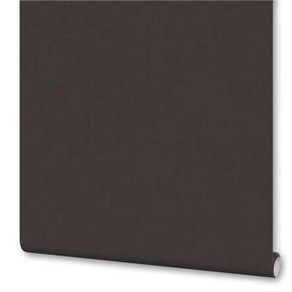 Обои Однотонные АС 362635 цвет черный 0.53х10 м