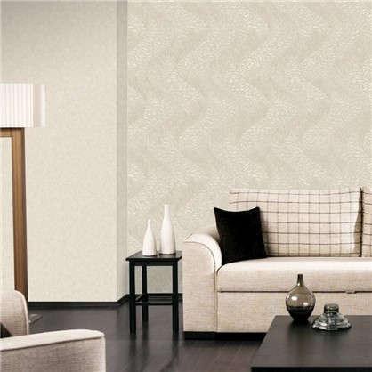 Обои Palermo 5295-31 флизелиновые цвет белый 1.06х10 м