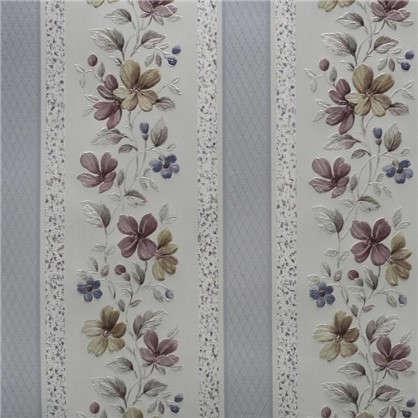 Обои Патриция Цветы ЭЛ29102 на бумажной основе 0.53х10 м