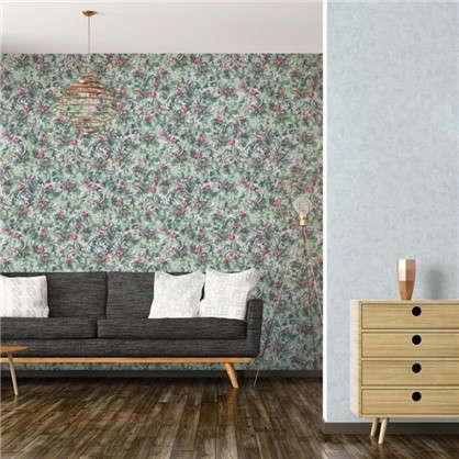 Обои Rosalin 1132-09 флизелиновые цвет зеленый 1.06х10 м