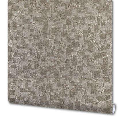 Обои Слюда 10054-04 виниловые на флизелиновой основе цвет коричневый 1.06x10 м