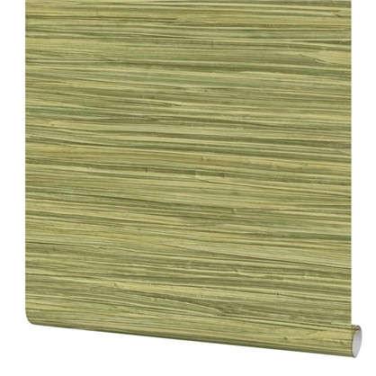 Обои Тростник RA 478730 на флизелиновой основе цвет зеленый 0.53х10 м