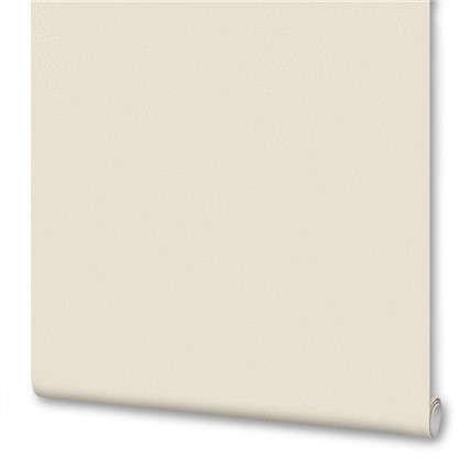 Обои виниловые 0.53х10 м однотон цвет белый Ra 816228
