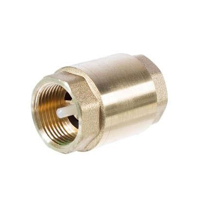 Обратный клапан 19 мм без сетки