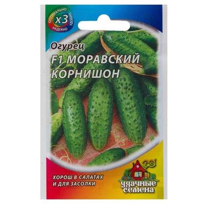 Огурец корнишон Моравский F1 0.5 г