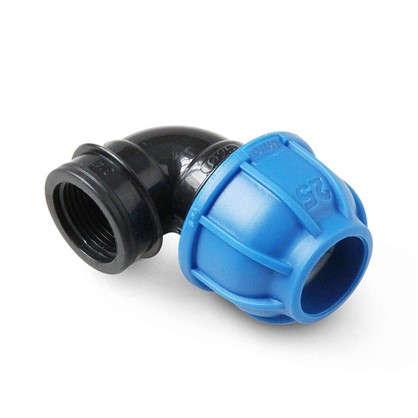 Отвод внутренняя резьба 1х32 мм полиэтилен