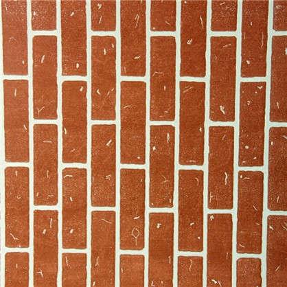 Панель Кирпич Красный 2440x1220x4 мм 2.98 м2