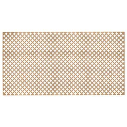 Панель Лотос 60x120 см цвет бук