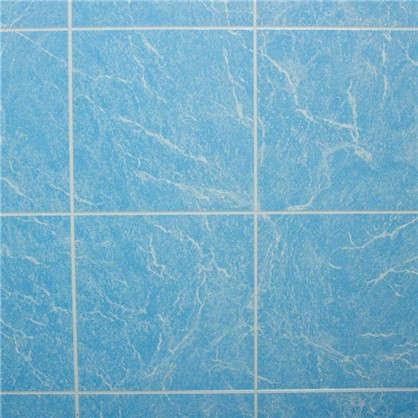 Панель МДФ Голубой кафель 2440x1220 мм 2.98 м2