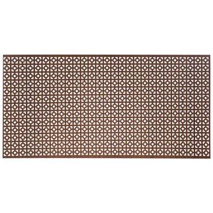 Панель Верон 60x120 см цвет орех