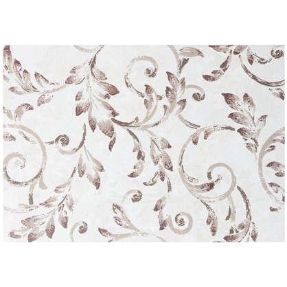 Панно Флориан 40х27.5 см цвет белый