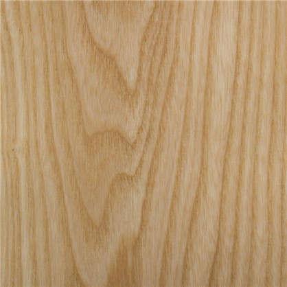 Паркетная доска однополосная Ясень натуральный ВК лак 0.99 м2