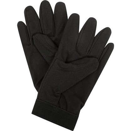 Перчатки садовые с липучкой ht-13-XL искусственная кожа