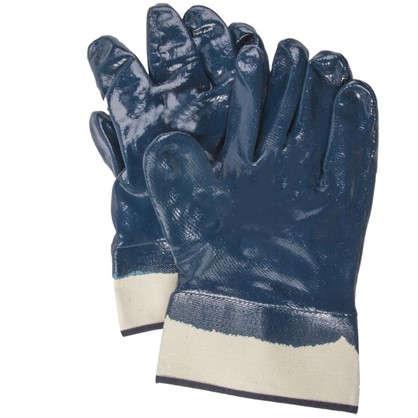 Перчатки защитные бензо -масло -кислото и -щелоче стойкие Archimedes