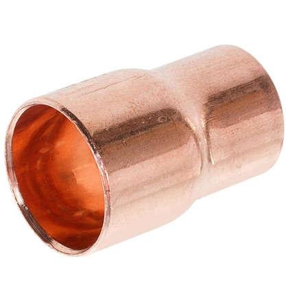 Переходник Viega 18х15 мм внутренняя-внутренняя медь