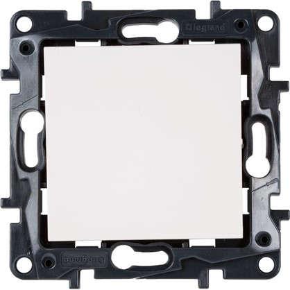 Переключатель Legrand Structura 1 клавиша цвет белый