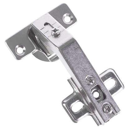 Петля накладная для угловых шкафов Boyard Slide-on H72002 19х60 мм