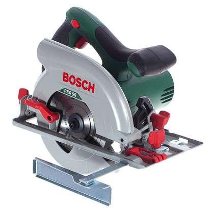 Пила циркулярная Bosch PKS 55 1200 Вт 160 мм