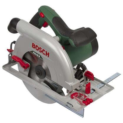 Пила циркулярная Bosch PKS 66А 1600 Вт 190 мм