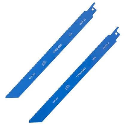 Пилки для сабельной пилы Dexell S1122BF 2 шт.