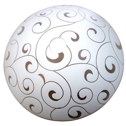 Плафон для подвеса Морокко цвет белый