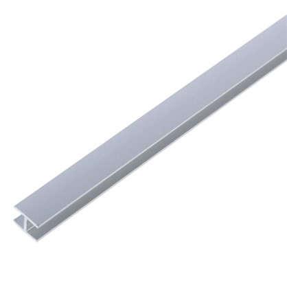 Планка для стеновой панели соединительная 60х5х0.4 см алюминий