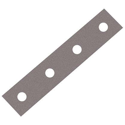 Пластина бытовая 80х15х1.5 мм сталь