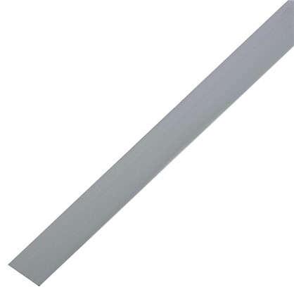 Пластина крепежная 2000x35х2 мм алюминий