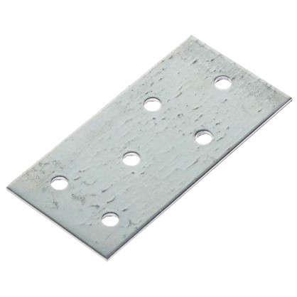 Пластина соединительная 40х80х1.8 мм