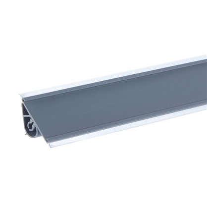 Плинтус для столешницы универсальный 3 м прозрачный