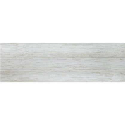 Плинтус напольный ПВХ 55 мм 2.5 м цвет дуб светлый