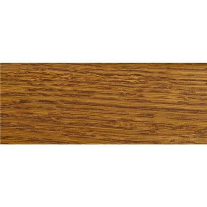 Плинтус напольный шпон 58 мм 2.2 м цвет дуб антик