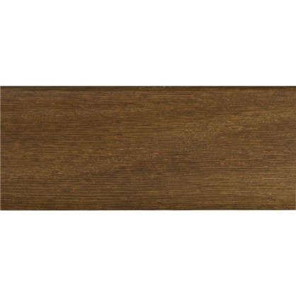 Плинтус напольный шпон 58 мм 2.2 м цвет дуб хани