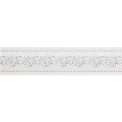 Потолочный плинтус А 4020 200х5.4 см цвет жемчужный