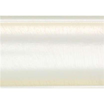 Потолочный плинтус Decomaster  D133-373 20х20х2000 мм цвет серебристый