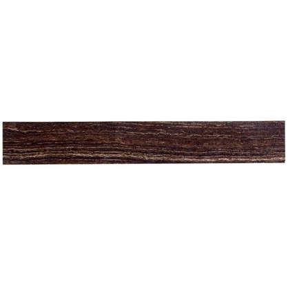 Плинтус Rod Sinua Moka 7.2x45 см цвет коричневый
